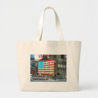 U S Armed Forces Recruitment Center NY Canvas Bags