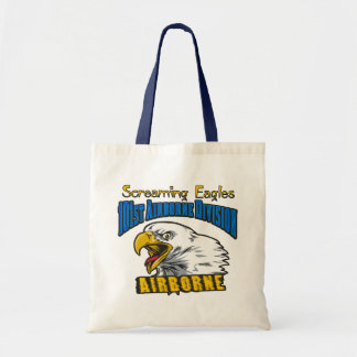 U.S. Army 101st Airborne Canvas Bags