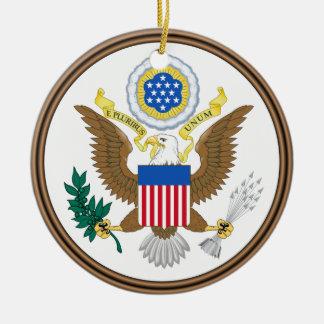 U.S. Army® Custom Christmas Ornament
