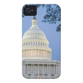 U.S. Capitol at dusk, Washington D.C. (District iPhone 4 Case-Mate Case