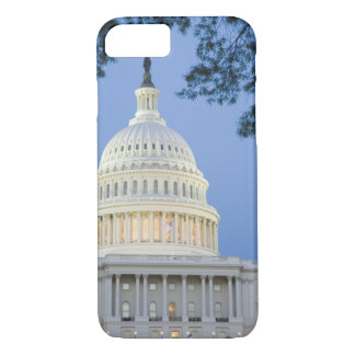 U.S. Capitol at dusk, Washington D.C. (District iPhone 8/7 Case