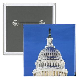 U.S. Capitol dome 15 Cm Square Badge