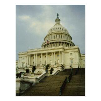U S Capitol Post Card