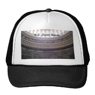 U S Capitol Rotunda Mesh Hat