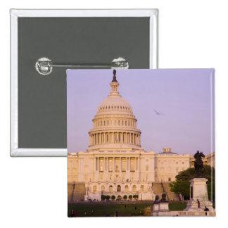 U.S. Capitol, Washington D.C. (District of Pinback Buttons