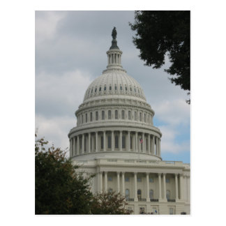 U S Capitol Washington D C Post Card