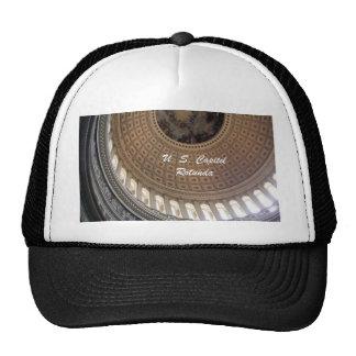 U S Captiol Rotunda Trucker Hats
