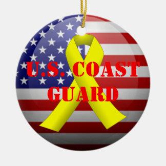 U.S. Coast Guard Christmas Ornament