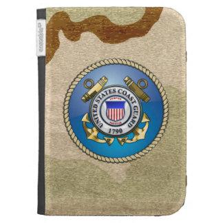 U.S. Coast Guard Emblem Cases For The Kindle