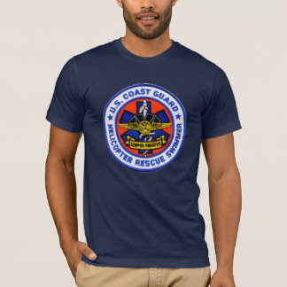 U.S. Coast Guard Rescue Swimmer T-Shirt