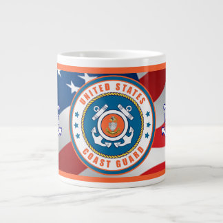 U.S. Coast Guard Senior Chief Large Coffee Mug