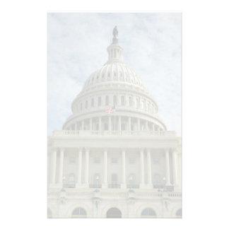 U S Congress Dome Stationery