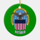 U.S. Defence Logistics Agency Retired