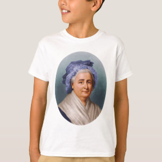 U.S. First Lady Martha Dandridge Custis Washington T-Shirt