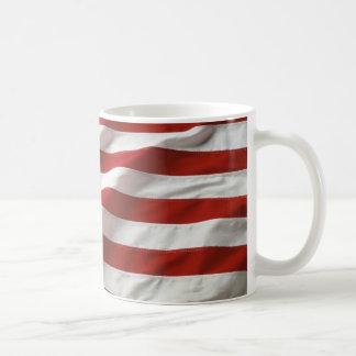 U.S. Flag Mug
