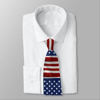 U. S. Flag Patriotic American Pride Tie