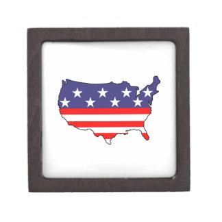 U. S. Flag Premium Gift Boxes