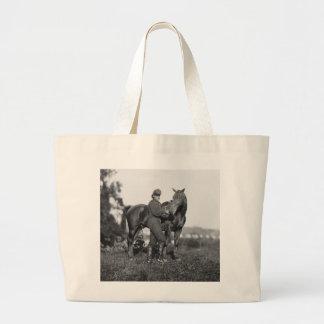 U.S. Horse Artillery, 1863 Jumbo Tote Bag