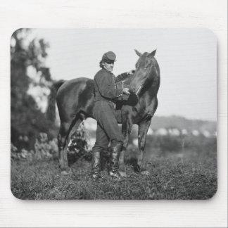 U S Horse Artillery 1863 Mouse Pads