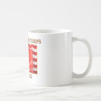 U.S. Marine Corps Classic White Mug
