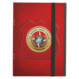 U.S. Marine Corps Forces Command (MARFORCOM) [3D] Case For iPad Air