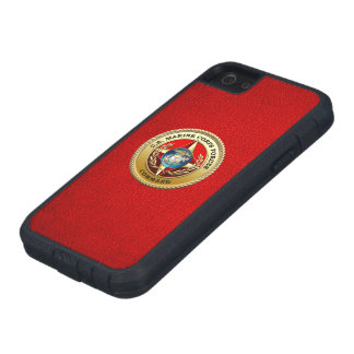 U.S. Marine Corps Forces Command (MARFORCOM) [3D] iPhone 5 Cover