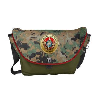 U.S. Marine Corps Forces Command (MARFORCOM) [3D] Messenger Bag