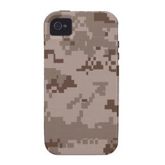 U.S. Marine Corps Marpat Desert Camouflage iPhone 4/4S Case