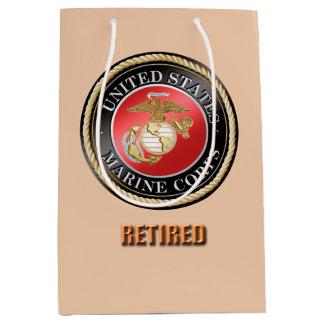 U.S. Marine Corps Retired Gift Bag