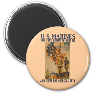 U.S. Marines: 1913 - Magnet #2