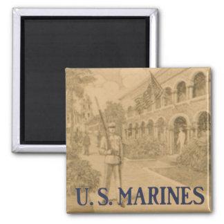 U.S. Marines: 1913 - Magnet Detail #4