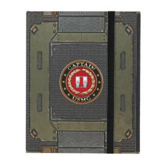 U.S. Marines: Captain (USMC Capt) [3D] iPad Cover
