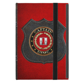 U.S. Marines: Captain (USMC Capt) [3D] iPad Mini Cover