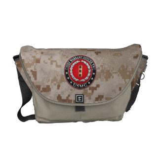 U.S. Marines: Chief Warrant Two (USMC CWO-2) [3D] Commuter Bag