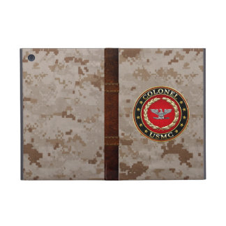 U.S. Marines: Colonel (USMC Col) [3D] Cover For iPad Mini