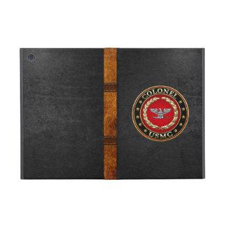 U.S. Marines: Colonel (USMC Col) [3D] iPad Mini Cover