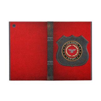 U.S. Marines: Colonel (USMC Col) [3D] iPad Mini Covers