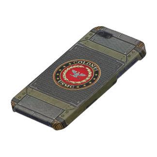 U.S. Marines: Colonel (USMC Col) [3D] iPhone 5 Cover