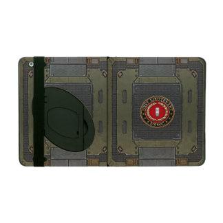 U.S. Marines: First Lieutenant (USMC 1stLt) [3D] iPad Cover