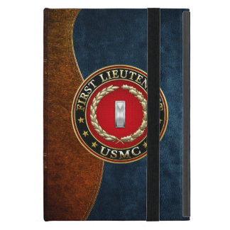 U.S. Marines: First Lieutenant (USMC 1stLt) [3D] iPad Mini Cover