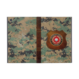 U.S. Marines: Lieutenant Colonel (USMC LtCol) [3D] Case For iPad Mini