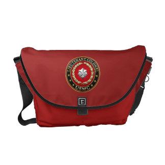 U.S. Marines: Lieutenant Colonel (USMC LtCol) [3D] Commuter Bag