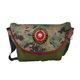 U.S. Marines: Lieutenant Colonel (USMC LtCol) [3D] Courier Bag