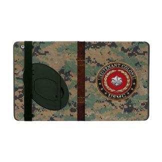 U.S. Marines: Lieutenant Colonel (USMC LtCol) [3D] iPad Cover