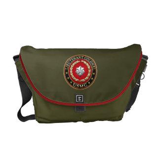 U.S. Marines: Lieutenant Colonel (USMC LtCol) [3D] Messenger Bag
