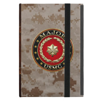 U.S. Marines: Major (USMC Maj) [3D] Cover For iPad Mini