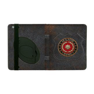 U.S. Marines: Major (USMC Maj) [3D] iPad Cover