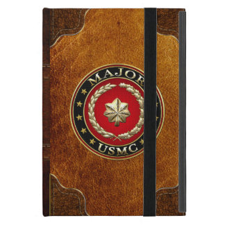 U.S. Marines: Major (USMC Maj) [3D] iPad Mini Cover