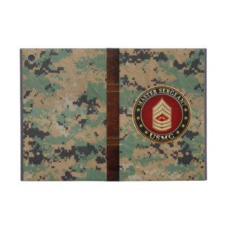 U.S. Marines: Master Sergeant (USMC MSgt) [3D] Cover For iPad Mini
