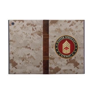 U.S. Marines: Master Sergeant (USMC MSgt) [3D] iPad Mini Case